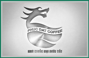 Thiết kế logo Coffee Đồng Nai
