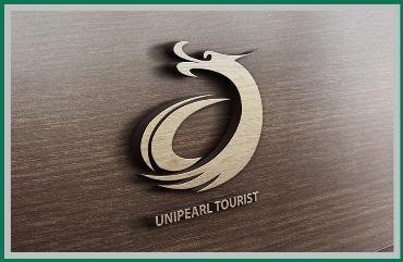 Thiết kế logo công ty du lịch Uni Pearl