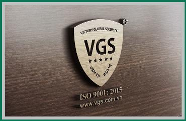 Thiết kế logo công ty bảo vệ vệ sĩ tại Hồ Chí Minh