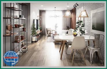 Thiết kế thi công chung cư cao cấp M-ONE