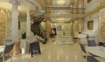 Thiết kế thi công nội thất khách sạn lớn và nhỏ TPHCM