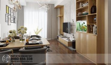 Tư vấn thiết kế cải tạo nhà, căn hộ chung cư và cải tạo nội thất