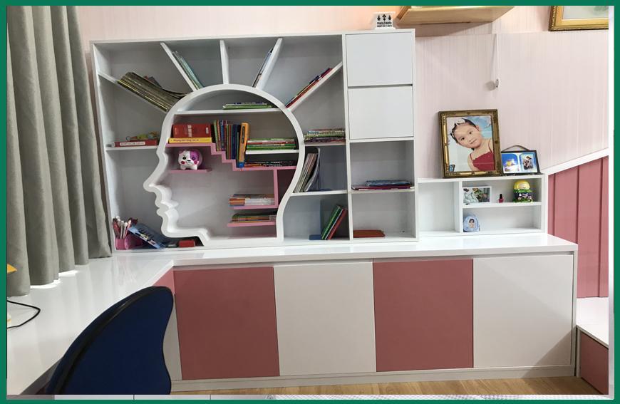 Thi công nội thất phòng ngủ nhà phố quận Gò Vấp