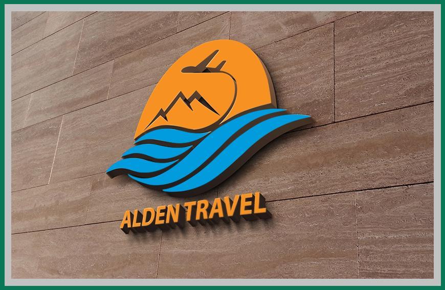 Thiết kế logo công ty du lịch khu vực Châu Đốc
