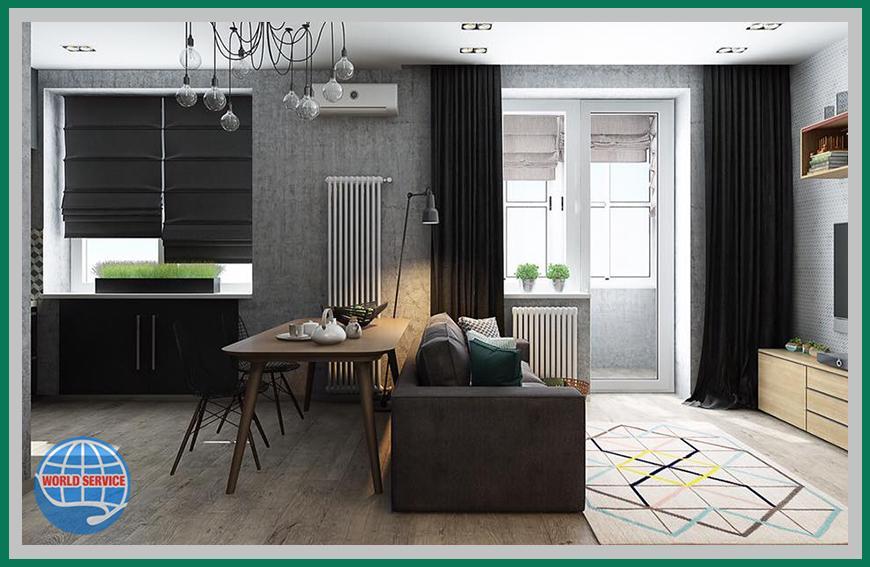 Thiết kế thi công chung cư Tây Nam Linh Đàm