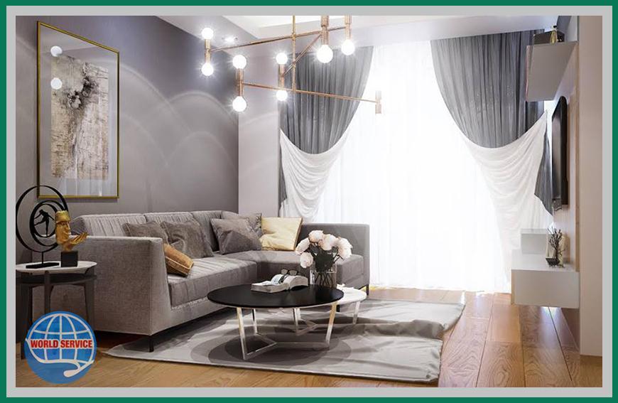 Thiết kế thi công nội thất chung cư The Botanica Phổ Quang